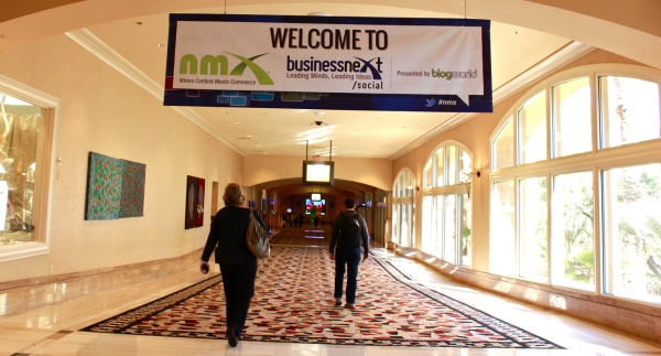 New Media Expo 2013 Entrance