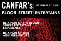 Join me at Bloor Street Entertains